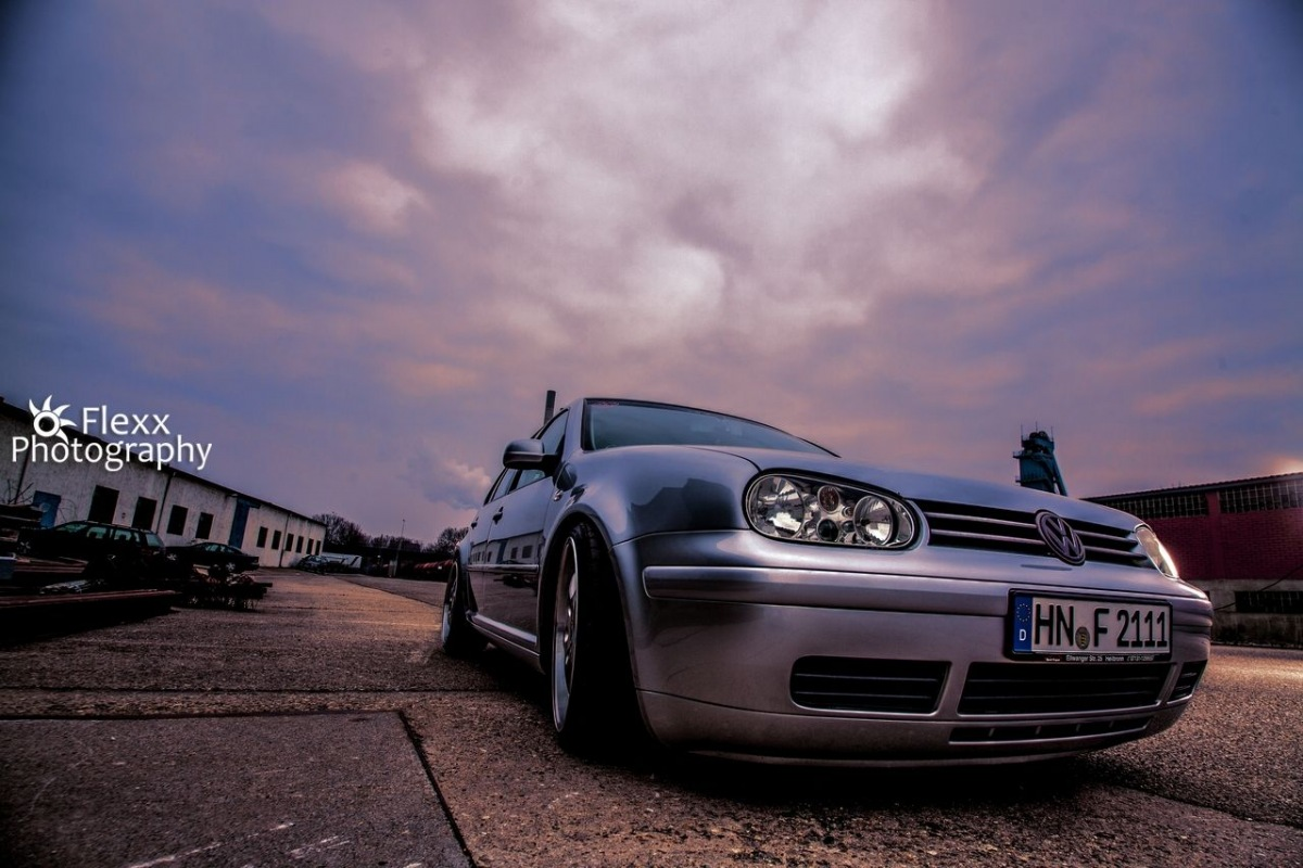 Carshooting: Golf IV GTI