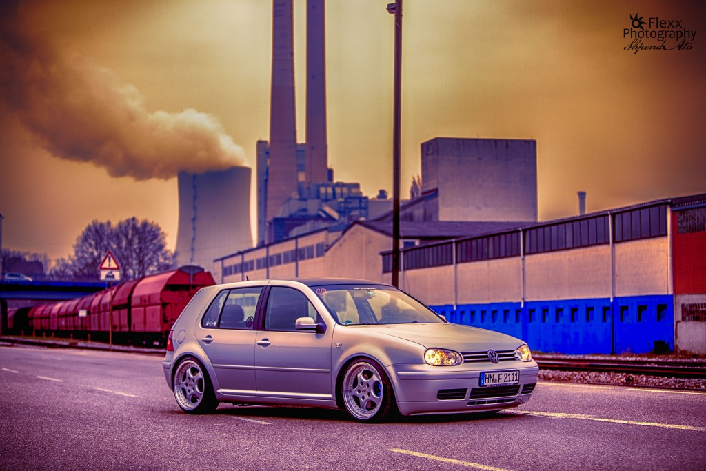 Carshooting: VW Golf IV GTI