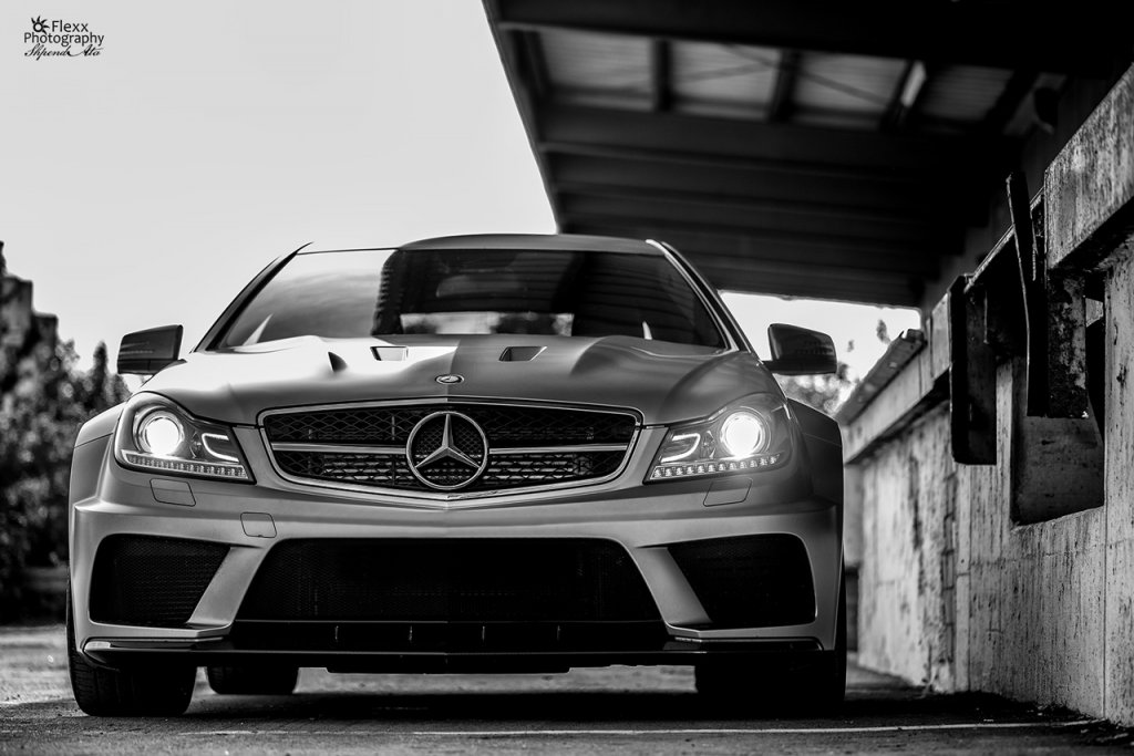 Carshooting: Mercedes AMG C63 Black Series